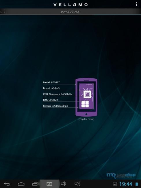 Обзор и тесты Perfeo 9716-RT. Доступный планшет с дисплеем Retina