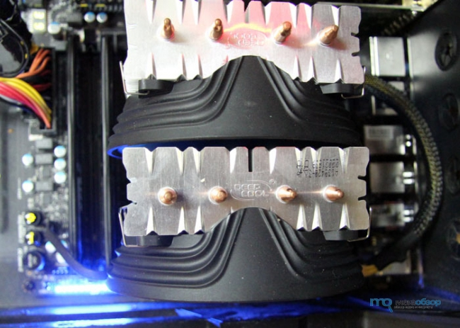 ����� � ����� Deepcool FROSTWIN