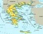 Взгляните на карту Греции на русском языке - и без того небольшая страна, с населением около 11 миллионов человек...