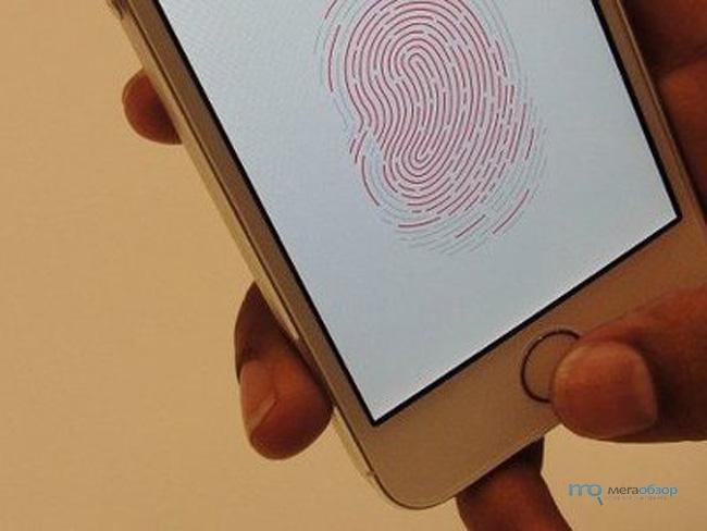 Как на айфон 5s сделать отпечатки пальцев для