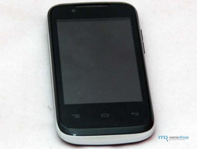 Обзор МегаФон Login 2 MS3A. Тест самого доступного смартфона на ...