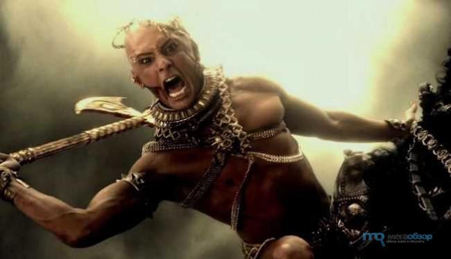 Трейлер 300 спартанцев: Расцвет империи. Смотреть онлайн. Две ...