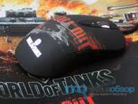 Обзор SteelSeries Sensei RAW World of Tanks Edition. Уничтожать и побеждать