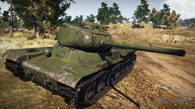 в War Thunder добавили новые танки и карту скриншоты Mega Obzor