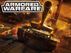 Armored Warfare: презентация игры от Obsidian Entertainment и Mail.ru Group в полевых условиях