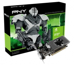 PNY GeForce GT 740 новая линейка видеокарт