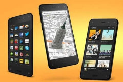 Старт продаж Amazon Fire Phone