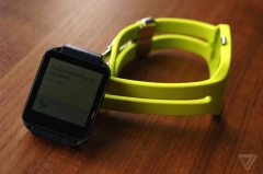 Анонсированы Sony SmartWatch 3 на Android Wear
