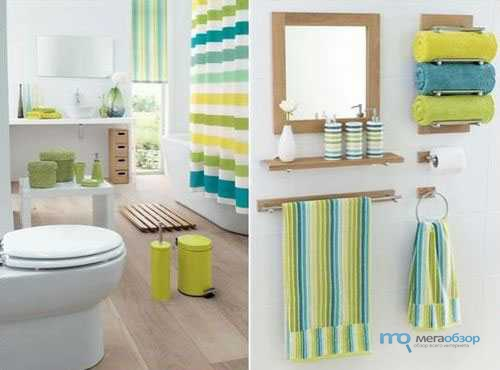 31 способ как недорого сделать ванную комнату уютной 80