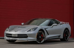 Corvette Stingray от ABBES Design