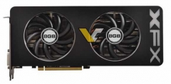 Фото видеокарты XFX Radeon R9 290X Double Dissipation с 8 ГБ памяти