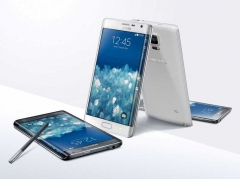 Стартовал предзаказ на смартфон Samsung Galaxy Note Edge
