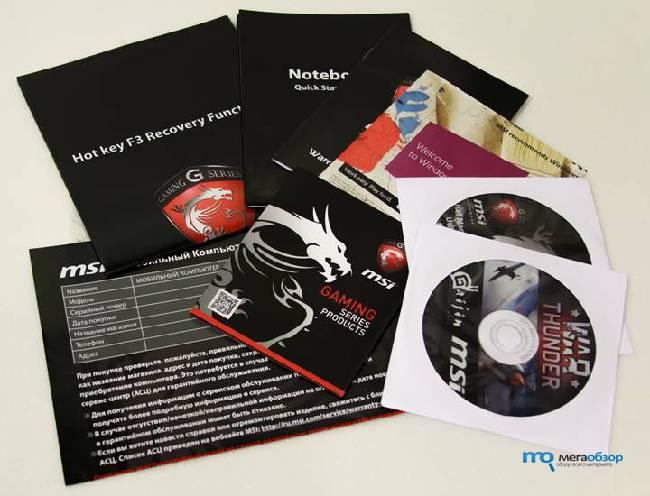 Обзор и тесты MSI GS70 2QE Stealth Pro. Стильный игровой ноутбук