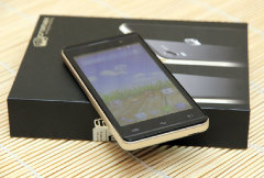 Обзор и тесты Micromax A104 Canvas Fire. Айфон 5 на Андроид 4.4