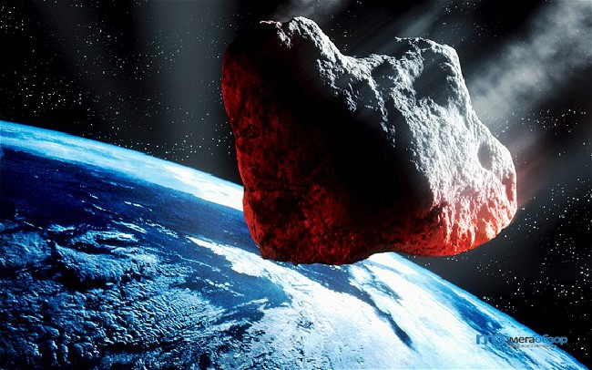 Huge asteroid gives Earth surprise flyby  tribuneindiacom