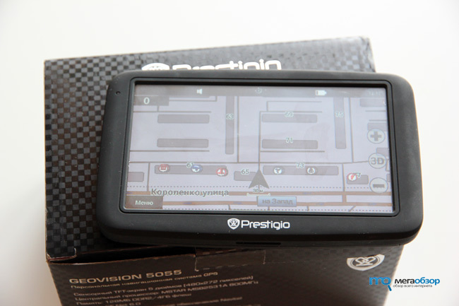 инструкция по эксплуатации навигатора Prestigio Geovision 5055 - фото 10
