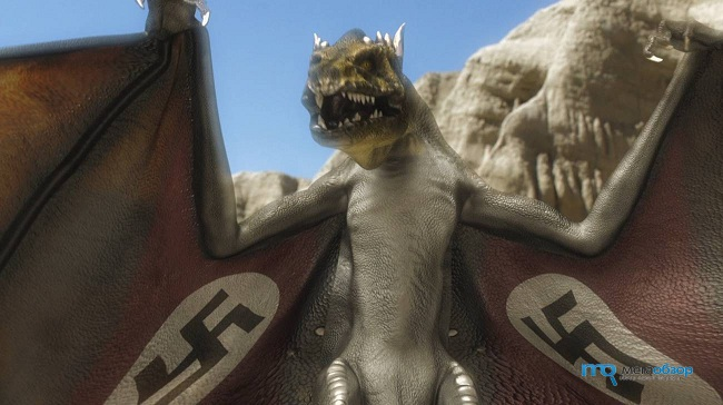 картинки настоящих драконов