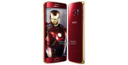 Samsung Galaxy S6 Edge Iron Man Edition вышел в Южной Корее