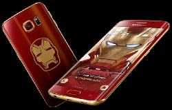 Знакомьтесь - Galaxy S6 Edge Iron Man Limited Edition