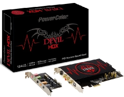 PowerColor Devil HDX для ценителей звука