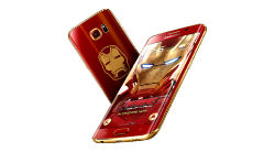 Samsung Galaxy S6 Edge Iron Man Edition продали за $91000