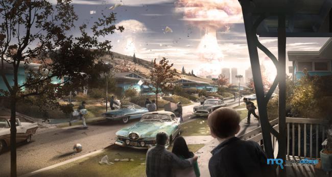 Fallout 4 новое тело для ады - 2172