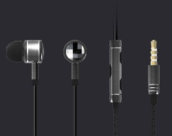 Представлены Xiaomi Piston 3 Crystal Black