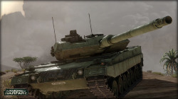 В Armored Warfare добавлен PVE режим