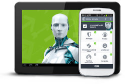 Обзор ESET NOD32 Mobile Security. Антивирус для Google Android