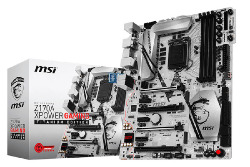 Новая плата MSI Z170A XPOWER Gaming Titanium Edition