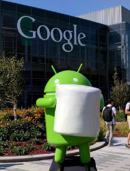 Android M официально назвали Android 6.0 Marshmallow