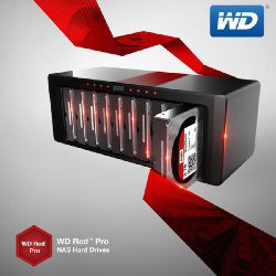 Старт продаж WD Red Pro