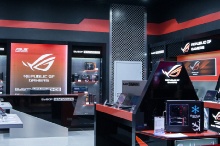 В России открылся первый магазин ASUS Republic of Gamers