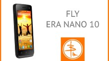 Android-смартфон Fly FS504 Cirrus 2