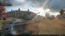World of Tanks вышла на PS4