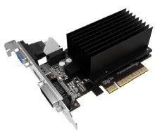 Palit GeForce GT 710 в двух вариантах