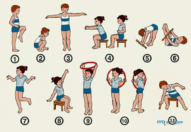 движения на физкультуру с картинками относительно недорогой