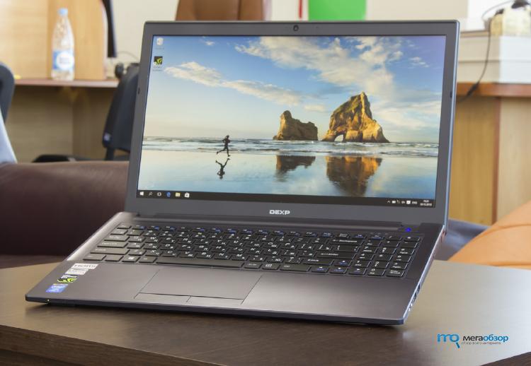 Драйвер для ноутбука dexp 670sq