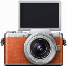 Вышла беззеркальная камера Panasonic Lumix DMC-GF8