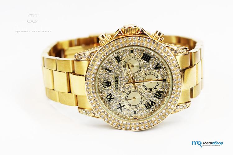 Часы Rolex: купить копии часов Ролекс в интернет-магазине