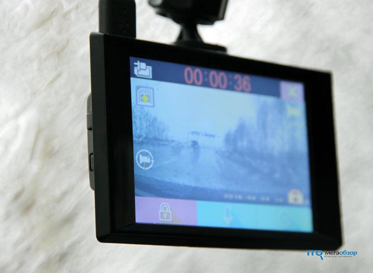 Видеорегистратор Каркам Т3 - фото 5