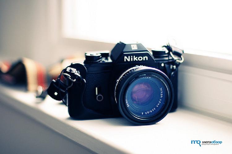 черно белые фото nikon