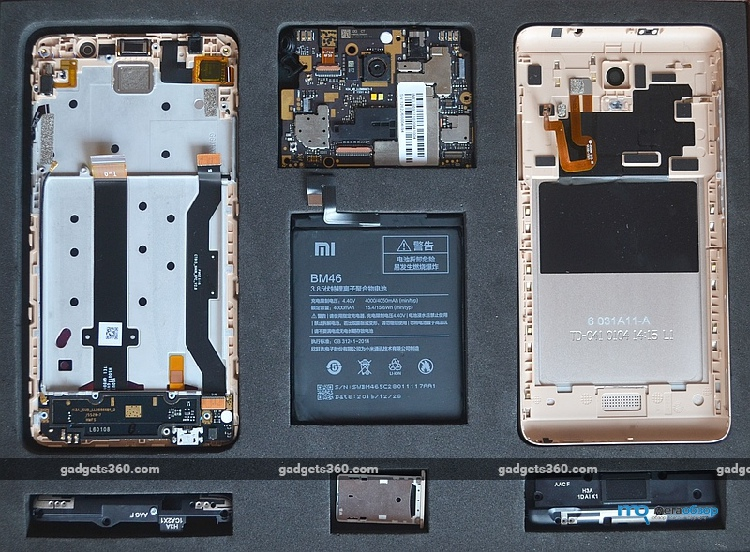Pubg Hd Graphics Redmi Note 5 Pro: Best Mobile Phone Plans: Photo Of The Disassembled Xiaomi