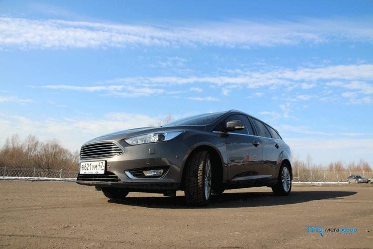 Форд фокус 3 универсал видео