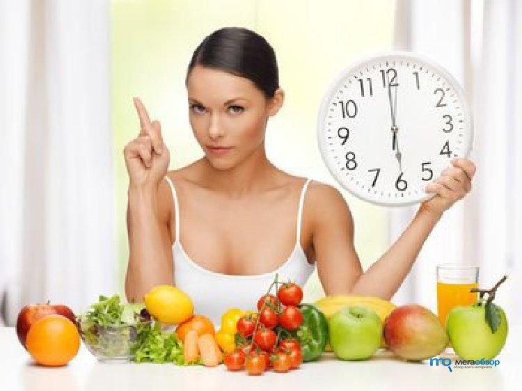 приемы похудения