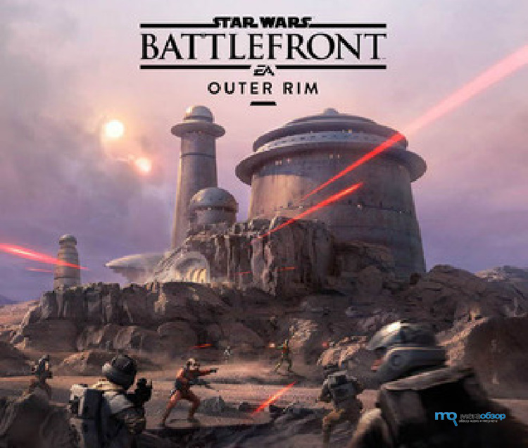 Star Wars Battlefront I, II, III: Ошибки DLC Outer Rim в Star Wars Battlefront