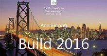 Презентации Microsoft Build 2016