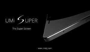 Анонсирован UMi SUPER с экраном Super AMOLED