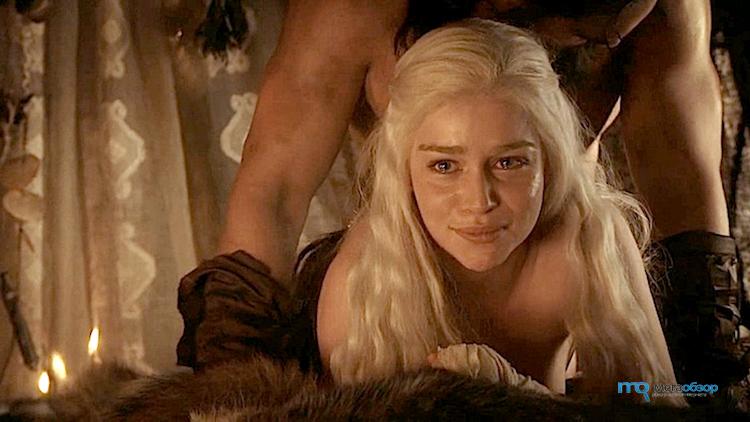 эротические сцены в сериале игра престолов