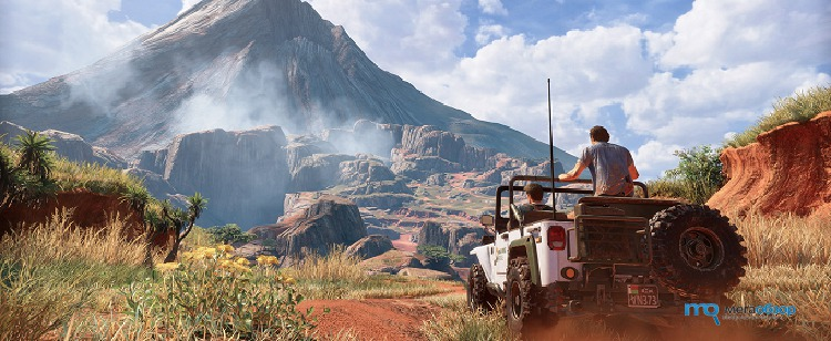 ИГРА UNCHARTED 4 A THIEF S END